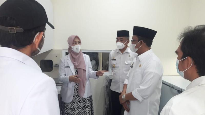 PT GGP Bantu Mesin PCR RSUD Demang Sepulau Raya