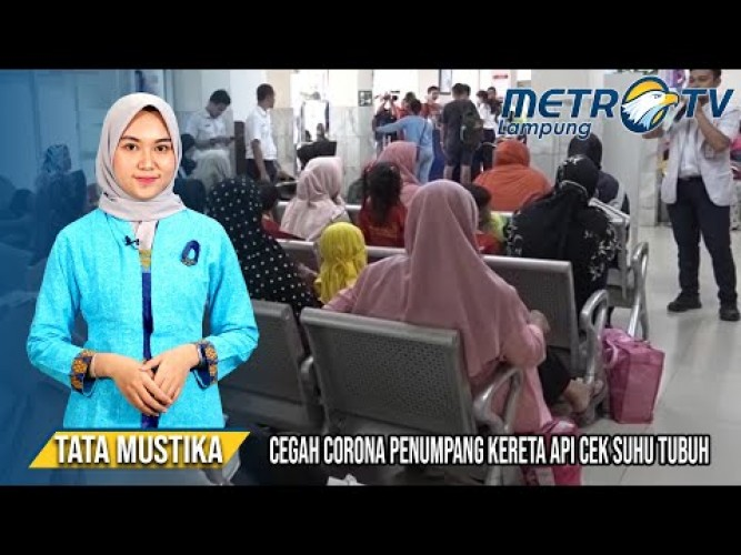 PT KAI Operasikan Rail Clinic Antisipasi Penyebaran Virus corona