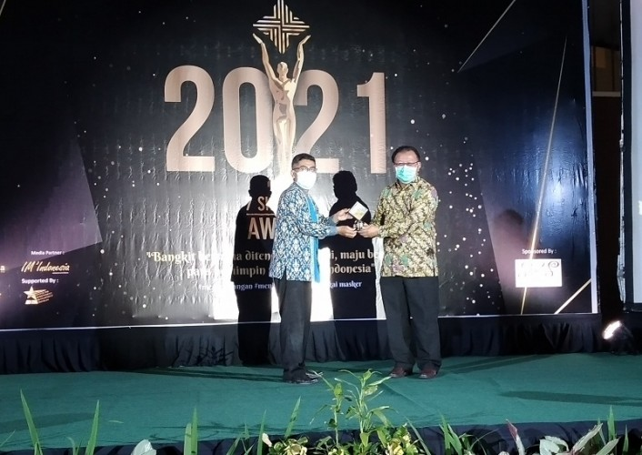 PT Pangansari Dinobatkan sebagai Perusahaan dengan Merek Bisnis Terpercaya