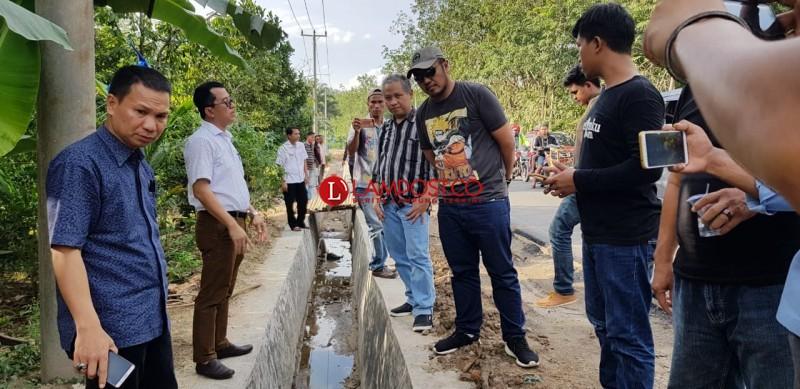 PT SMI Minta Proyek Pinjaman Daerah di Tubaba Dikerjakan Sesuai Kontrak
