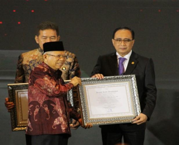 PT Tanjungkarang Raih Sertifikat Zona Integrasi