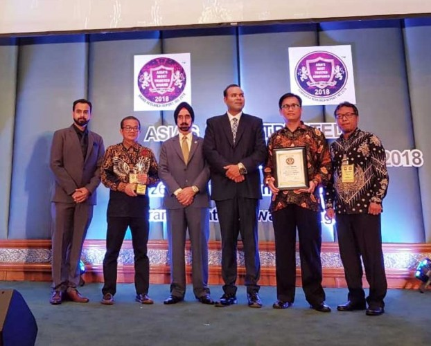 PTBA Raih Asia's Most Trusted Company 2017