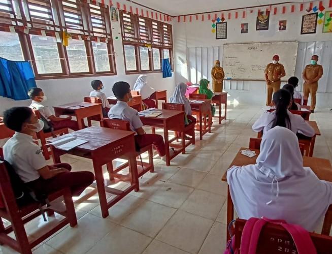 PTM di Bandar Lampung Ditambah ke 25 Sekolah