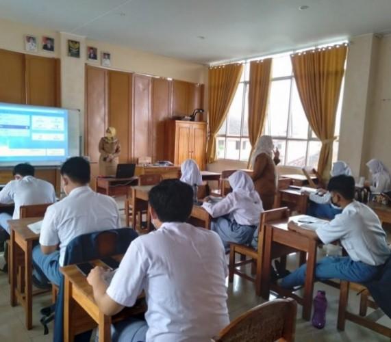 PTM di Lampung Diklaim Bebas Klaster Covid-19
