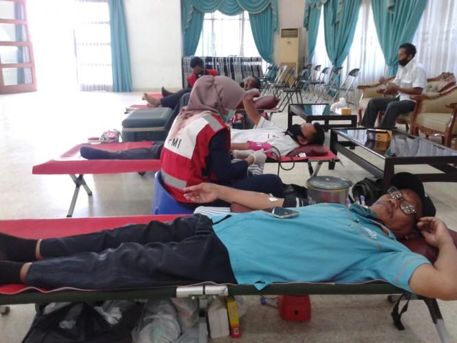 PTPN 7 Mulai Gelar Aksi Donor Darah