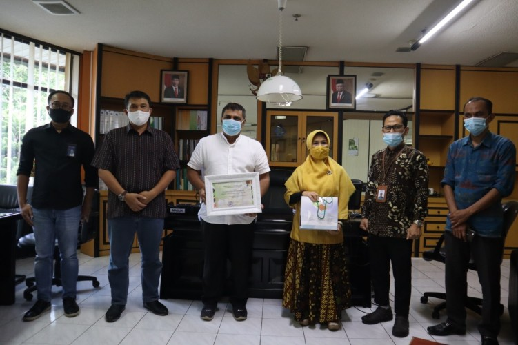 PTPN 7 Perusahaan Perkebunan Terbaik Versi BPS Lampung