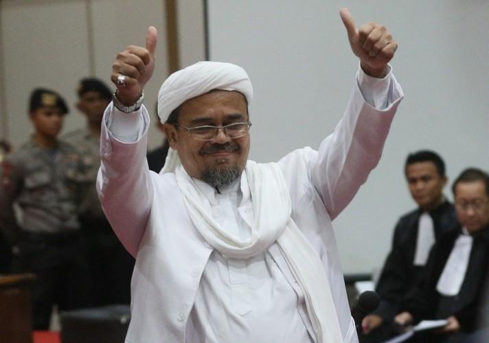 PTPN Minta Kosongkan Pesantren Milik Rizieq di Bogor