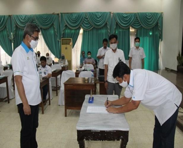 PTPN VII Rampingkan Direktorat dari 11 Menjadi 9 Bagian