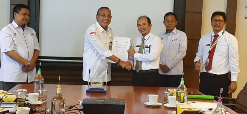 PTPN7-BPKP Lampung Komit Tingkatkan <i>Assessment</i> GCG Kelanjutan