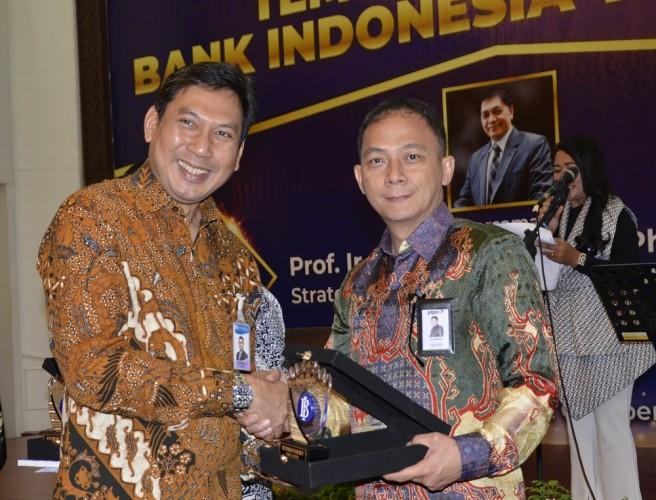 PTPN7 Raih Predikat Terbaik II Survei Liaison Bank Indonesia