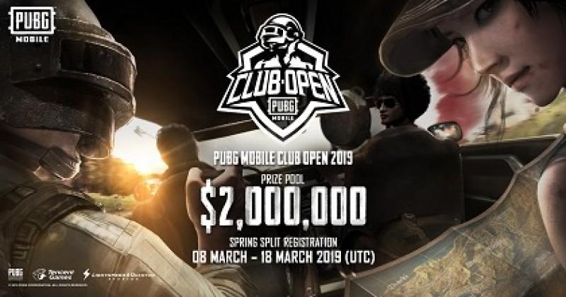 PUBG Mobile Club Open 2019 Siapkan Hadiah 2 Juta Dolar AS