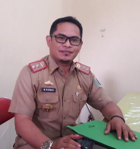 Puji Riyanto Jabat Plt Sekkab Lamtim