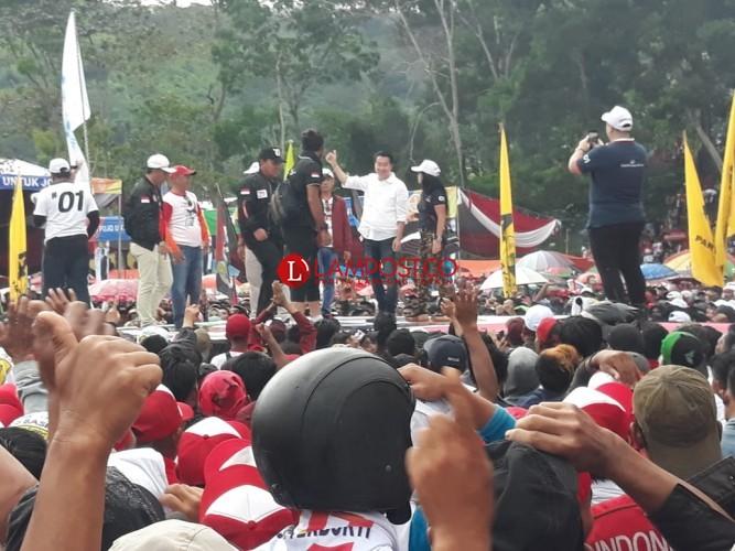 Pujo Target Menangkan Jokowi 70% di Lambar