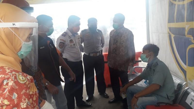 Pulang dari Tangerang, Satu Penumpang di Terminal Rajabasa Terindikasi ODP