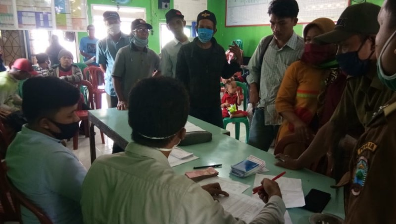 Puluhan KPM di Mekarmulya Belum Terima BLT Dana Desa
