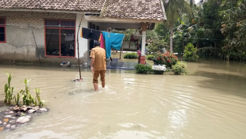 Puluhan Rumah di Bandanhurip DirendamBanjir