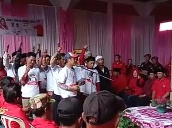 Puluhan Tokoh Deklarasikan Dukung Mukhlis Basri
