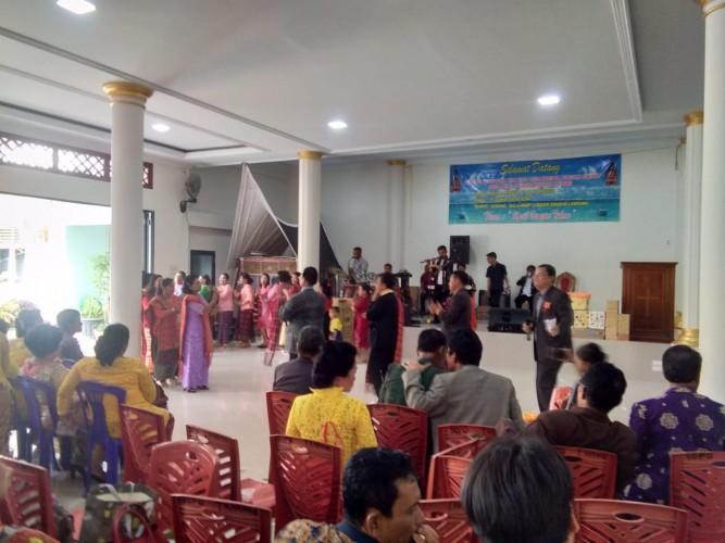 Punguan Sinurat Provinsi Lampung Gelar Pesta Tutup Buka Tahun