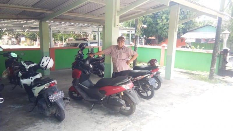 Puskesmas Palas Diminta Tingkatkan Keamanan Parkir