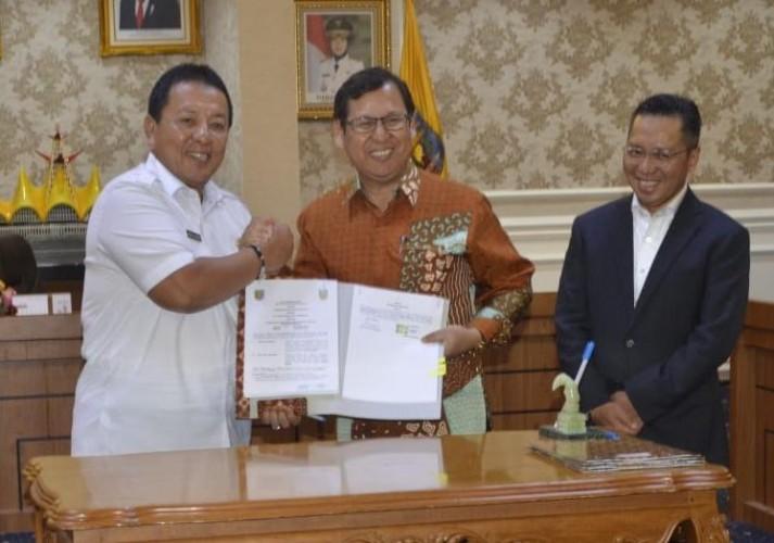 Pusri Alokasikan 314.087 Ton Pupuk Urea Bersubsidi ke Lampung