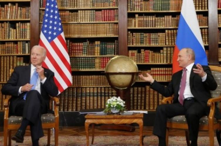 Putin dan Biden Tidak Akan Berteman