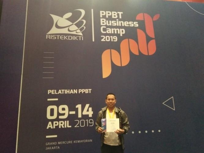 Putra Lampung, Diki Thantawi Bawa SANEDU Raih Penghargaan Nasional