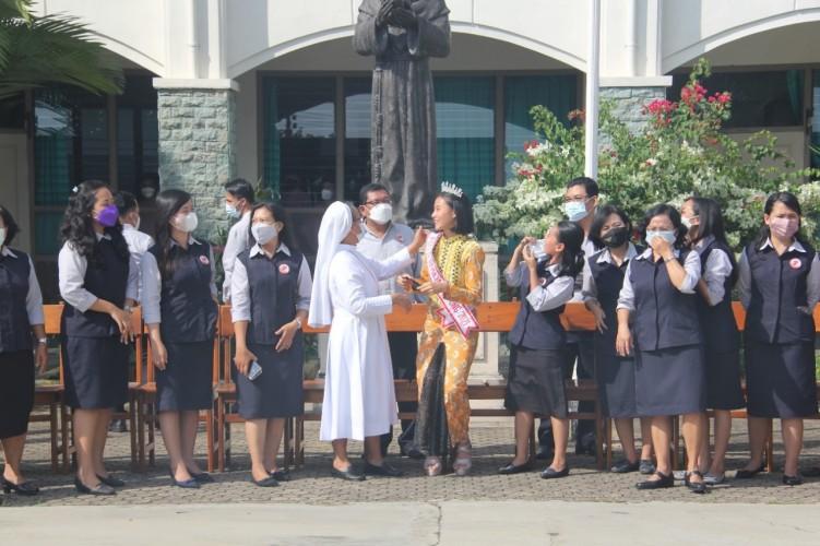 'Putri Remaja' Bawa Nama Lampung ke Tingkat Nasional