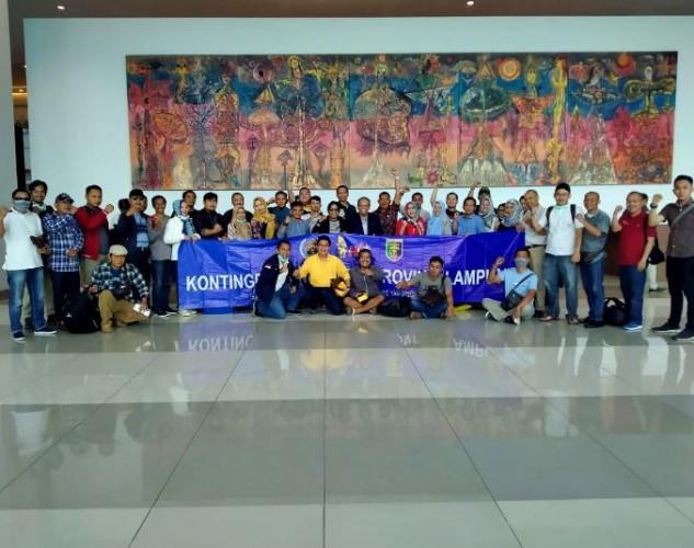 PWI Lampung Solid Sukseskan HPN 2020