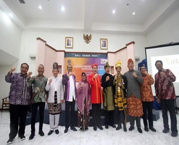 PWI Pusat Undang Kepala Daerah yang Berkomitmen terhadap Kebudayaan