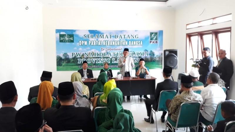 PWNU Beri Wejangan kepada Wakil Rakyat untuk Kerja Nyata