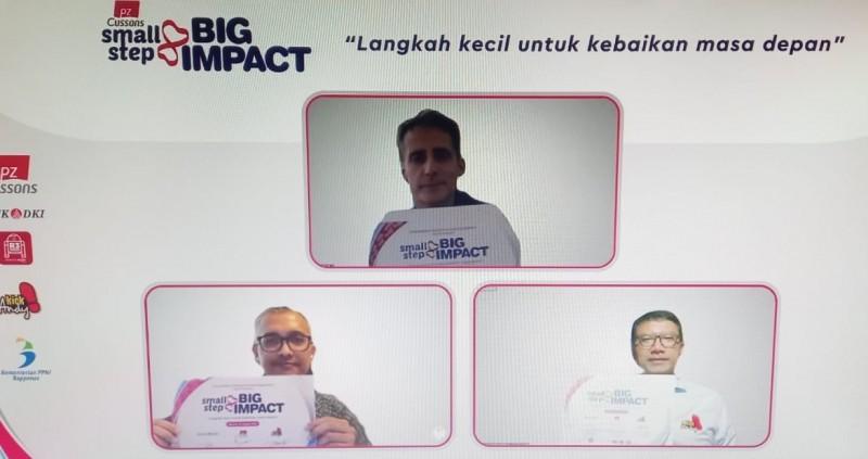 PZ Cusson Indonesia Gandeng Kick Andy Foundation Gelar Program CSR