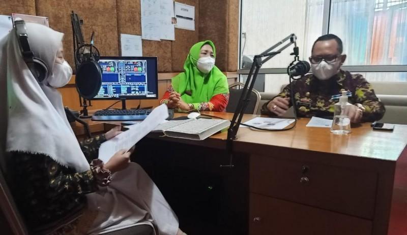 Radio G5 Jadi Alternatif Pembelajaran Jarak Jauh
