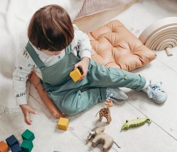 Ragam Permainan yang Tepat untuk Anak Usia 0-3 Tahun
