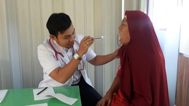 <i>Rail Clinic</i> Layani Pengobatan Gratis Masyarakat Baturaja
