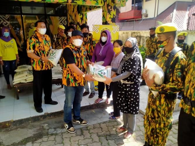 Rakorda AMPG Lampung Momentum Pemanasan Mesin Politik Airlangga
