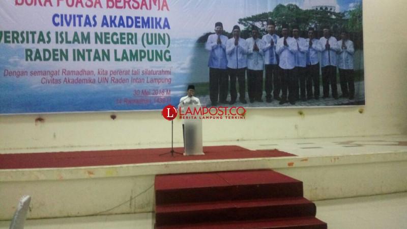 Ramadan Jadikan Momen Pererat Silaturahmi