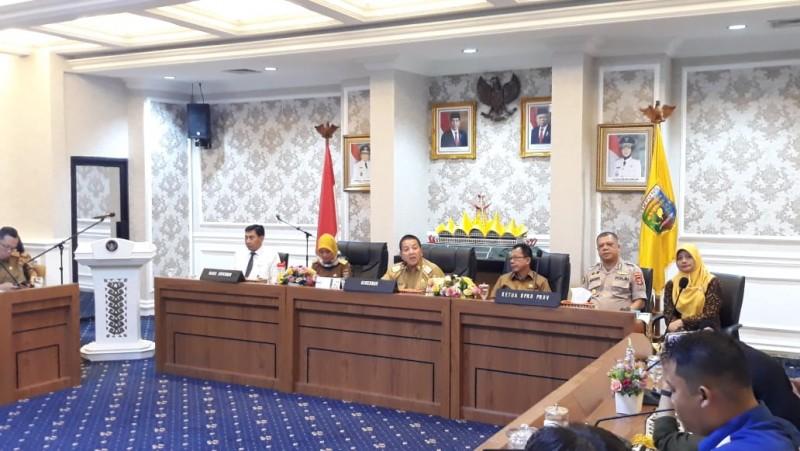 Rangkaian HUT Lampung Diundur Karena Korona