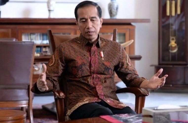 Rapat dengan Kepala daerah, Jokowi Jelaskan UU Cipta Kerja
