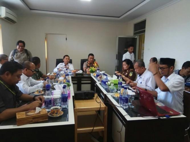 Rapat Pembahasan Ganti Rugi PengadaanTanah Tol Berlangsung Tertutup