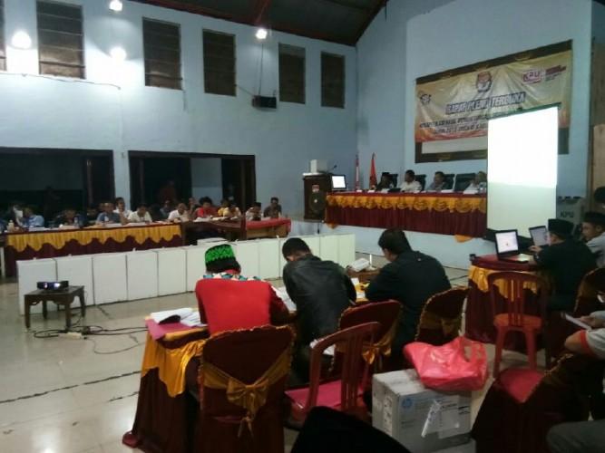 Rapat Pleno Terbuka di Pesisir Barat Maish Berlangsung