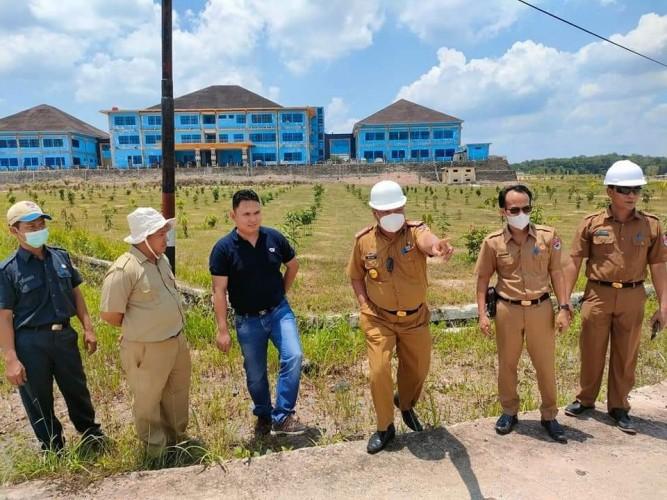 Ratusan Bidang Tanah Aset Pemkab Mesuji Ditertibkan