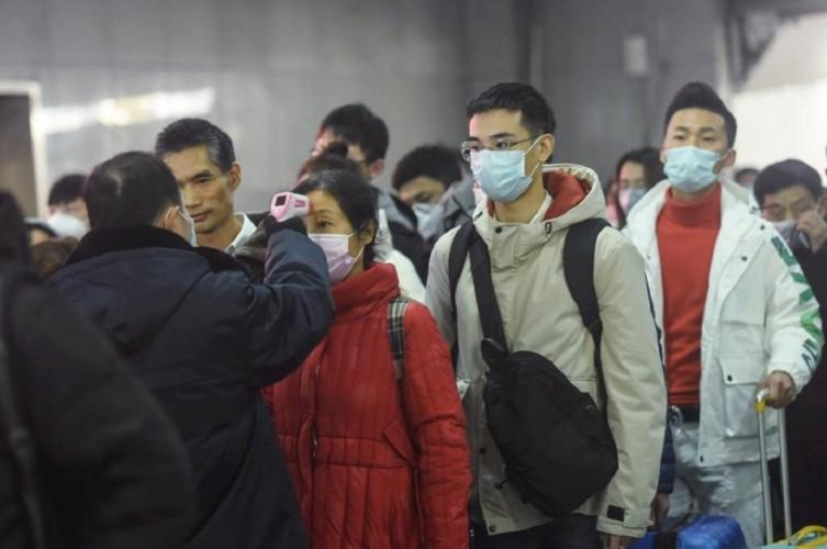 Ratusan Pasien Korona di Wuhan Sembuh