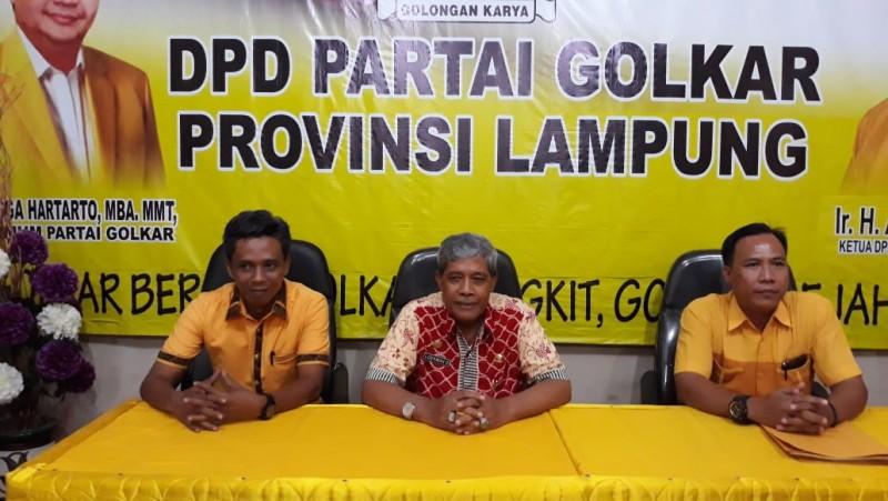 Rawan Fitnah, Loekman Enggan Pilih Wakil Perempuan