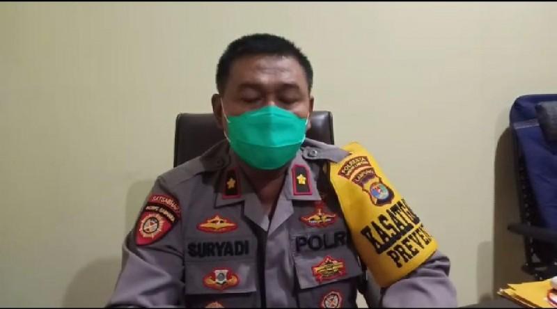 Pemimpin Redaksi Media <i>Online</i> di Lampung Positif Narkoba
