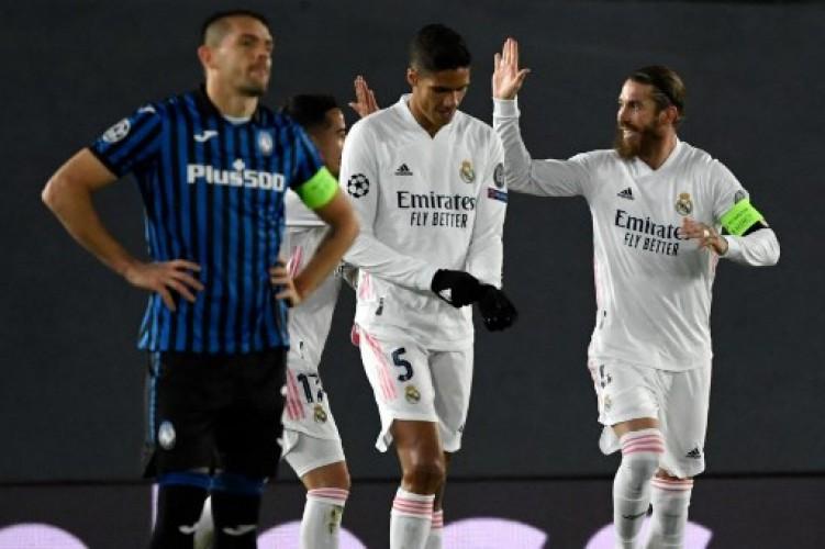Real Madrid Lolos ke Perempat Final Liga Champions