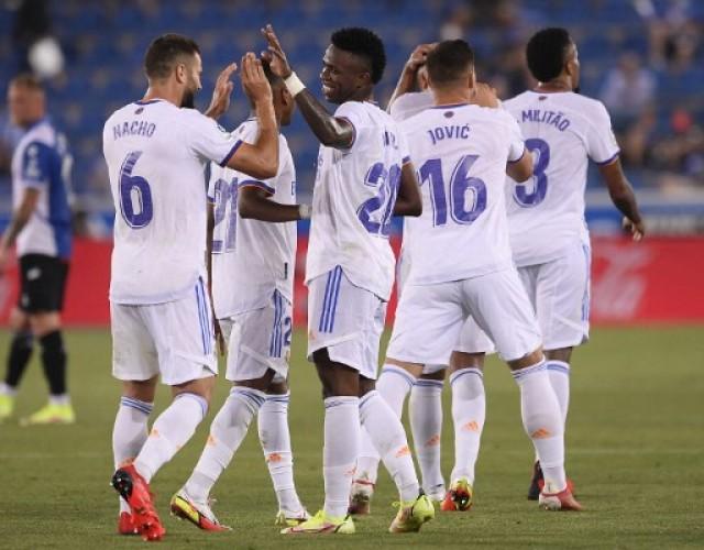 Real Madrid Menang Besar pada Laga Perdana La Liga