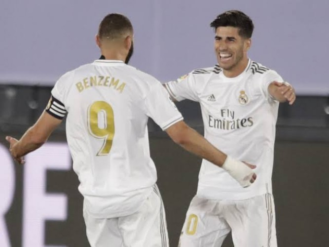 Real Madrid Tundukkan Atletico Madrid 2-0