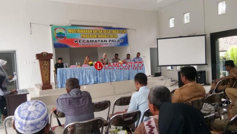 Realisasi Bantuan TPID Palas Capai Rp83,3 Juta