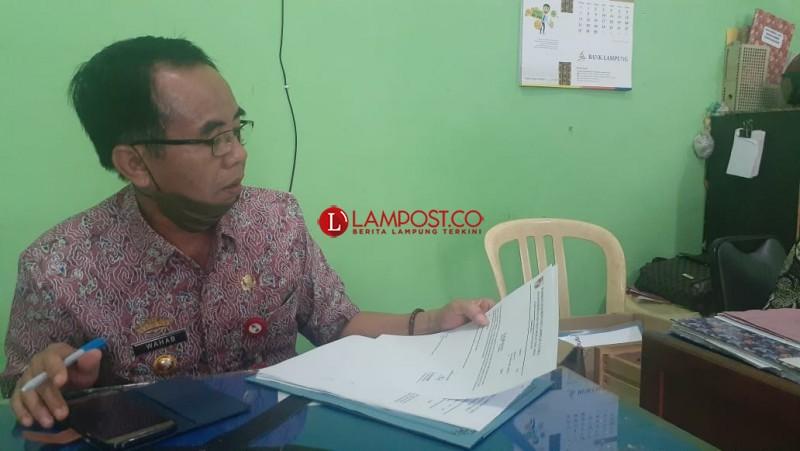 Realisasi BLT-DD Lampung Utara Capai 58 Persen Lebih
