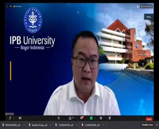 Rektor IPB Sembuh dari Covid-19